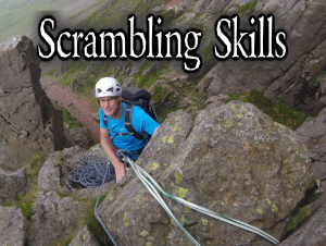 scrambling skills